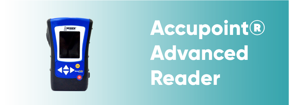 Accupoint® Advanced Reader (1)